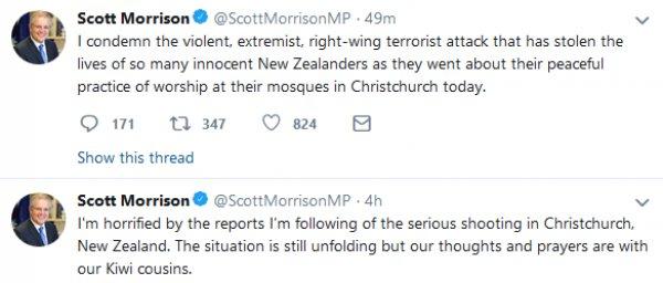 Yeni Zelanda Başbakanı'ndan saldırı sonrası ilk açıklama