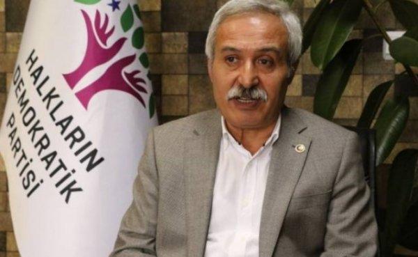 Diyarbakır'da kazanan HDP'nin adayı Mızraklı