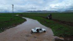 Gaziantep'te sele kapılan bir kişinin cesedine ulaşıldı