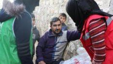 İHH'dan Afrin'deki engellilere yardım eli