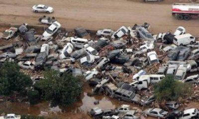 İran'daki sel felaketinde ölü sayısı 62'ye yükseldi