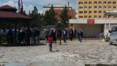 Şanlıurfa'da inşaattan düşen işçi hayatını kaybetti