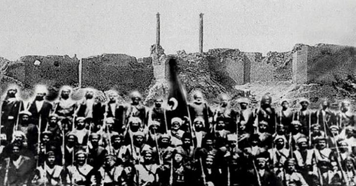 Şanlıurfa'nın Yunan işgalinden kurtuluşu!