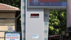 Gaziantep kavruluyor: Hava 55 derece