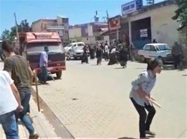 Şanlıurfa'da iki aile birbirine girdi: 7 yaralı