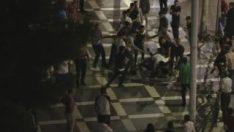 Şanlıurfa'da iki grup arasında tekme tokat kavga