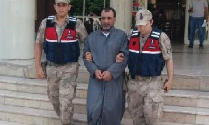 Şanlıurfa'da yakalanan DEAŞ'lı terörist tutuklandı