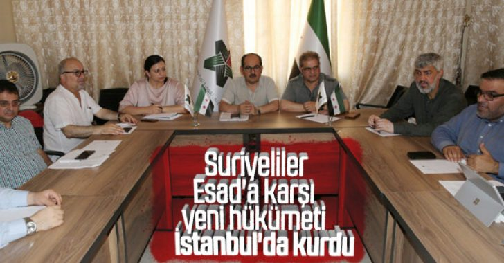 Suriyeli muhalifler yeni liderini seçti