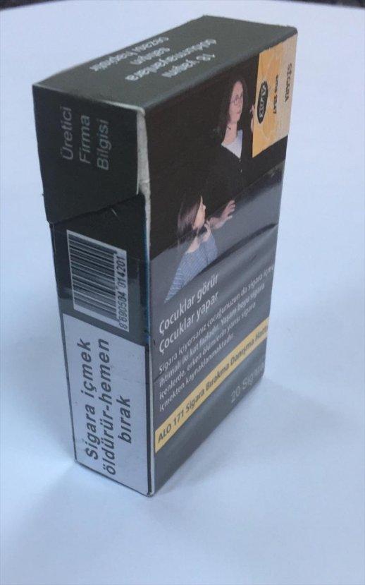 Yeni sigara paketleri belli oldu