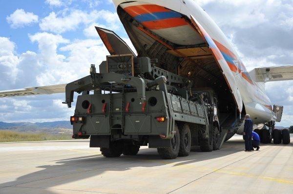 ABD: S-400 teslimatını izliyoruz