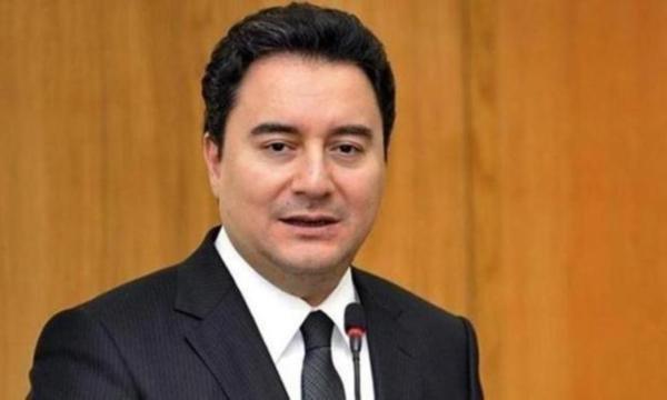 Ali Babacan'a FETÖ soruşturması yapılmayacak