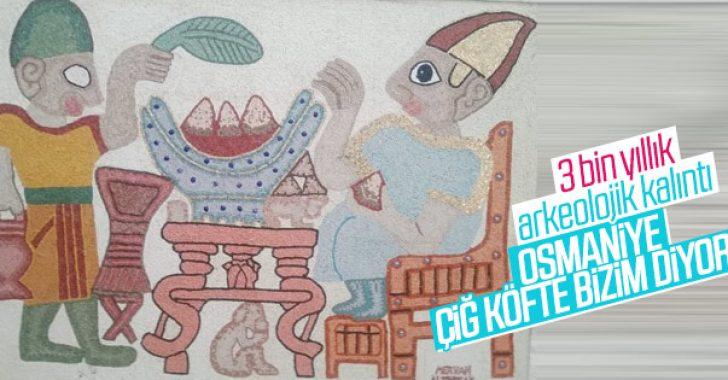 Osmaniye çiğ köfteyi sahiplendi