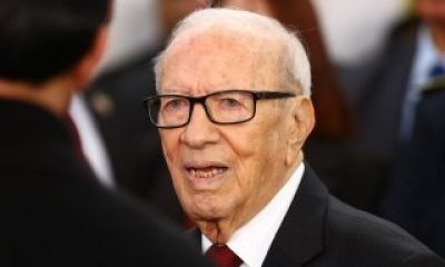 Tunus Cumhurbaşkanı vefat etti
