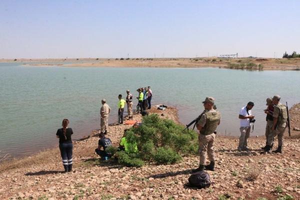 Adıyaman'da balık tutmaya giden Suriyeli öldü