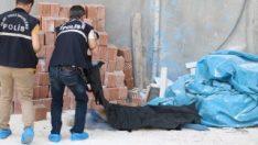 Şanlıurfa'da dokuzuncu kattan düşen işçi öldü