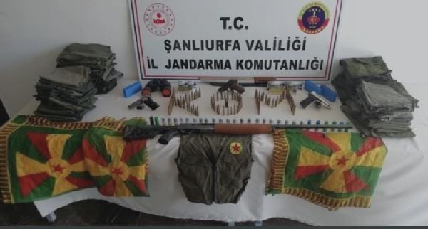 Şanlıurfa'da terör operasyonu: 5 gözaltı