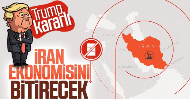 ABD'nin petrol yaptırımları İran ekonomisini vurdu