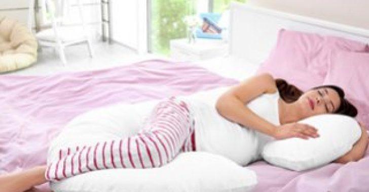 Hamilelik döneminde en iyi uyku pozisyonları