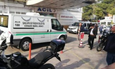 Şanlıurfa'da gençlerin kavgası: 1 ölü