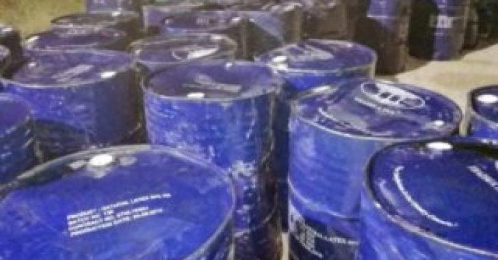 Şanlıurfa'da 37 bin 838 litre kaçak akaryakıt ele geçirildi
