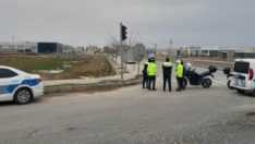 Şanlıurfa-Akçakale yolu üzerinde el yapımı patlayıcı bulundu