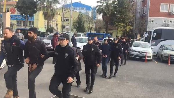 Şanlıurfa'da uyuşturucu operasyonu: 15 tutuklama