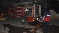 Şanlıurfa'da yangında 9 kişi dumandan etkilendi