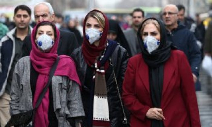 İran'da stoklanmış 5.5 milyon maske ele geçirildi