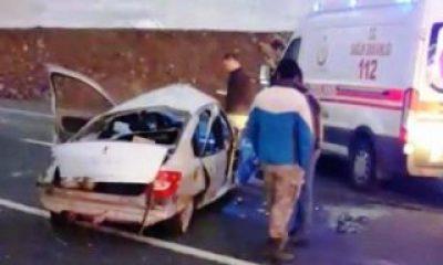 Köpeğe çarpmamak için manevra yapınca kaza yaptı: 1 ölü