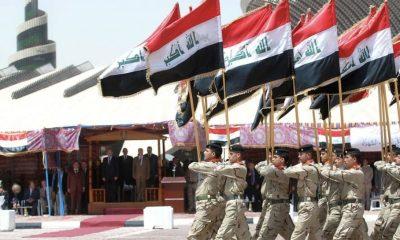 Irak'ta askerlere 'siyasi görüş' yasağı