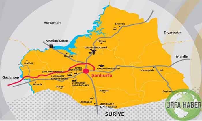 Şanlıurfa Organize Sanayi Bölgesi