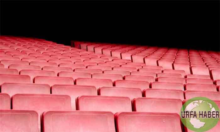 Urfa'daki sinema salonlarının sayısı belli oldu