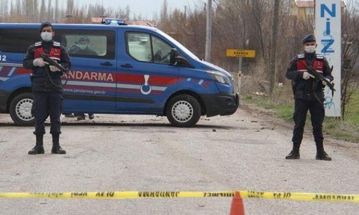 Şanlıurfa'da 103 ev karantinaya alındı
