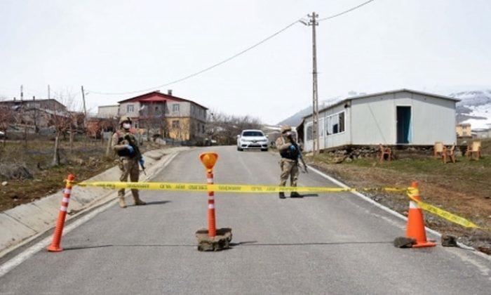 Şanlıurfa'da 139 ev karantinaya alındı