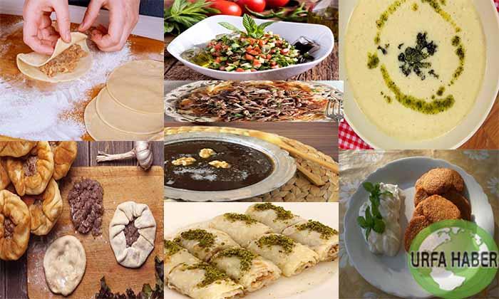 Urfa'nın Yöresel Yemekleri